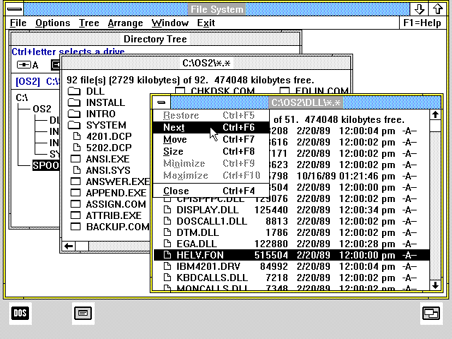 DOSSHELL MOUSE DRIVER WINDOWS